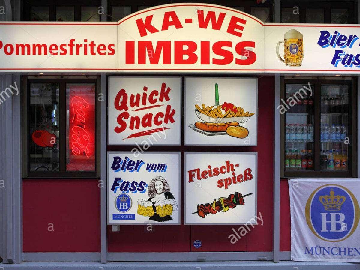 apri un fast food in germania
